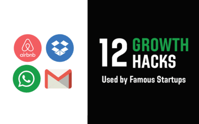 12 Growth Hacks Used by Famous Startups Which Will Instantly Scale Your Business