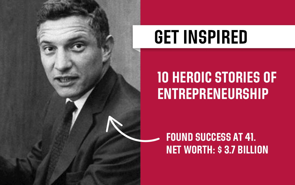 10 Heroic Entrepreneurs Who Achieved Success Late in Life