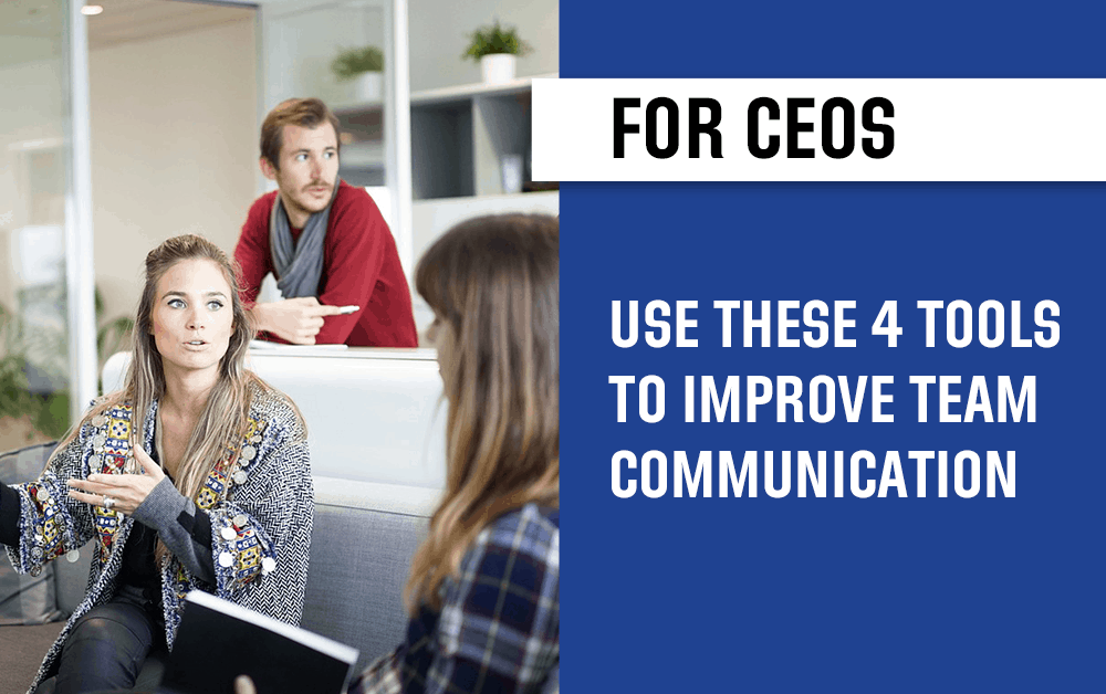 4 Ways How Startups Can Improve Internal Communication