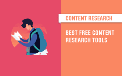 Free Content Research Tools: 22 Top Picks in 2020