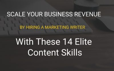 Marketing writers: How to hire a marketing writer for your business